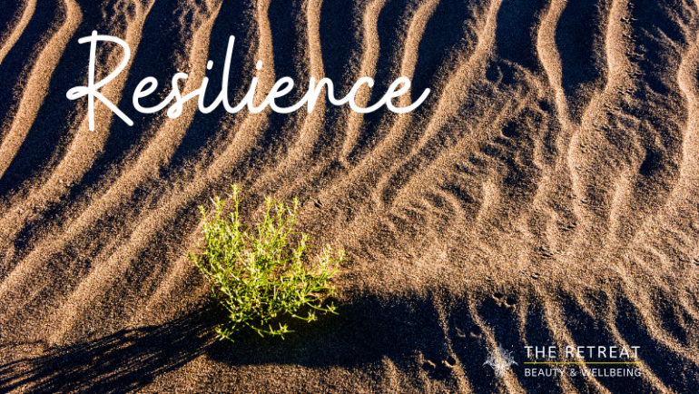 """Resilience is all about how you Recharge, not how you Endure""*"